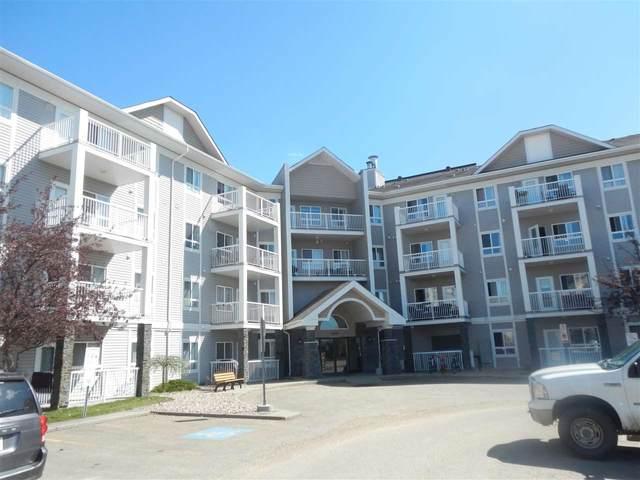309 5340 199 Street, Edmonton, AB T6M 0A5 (#E4243533) :: Initia Real Estate