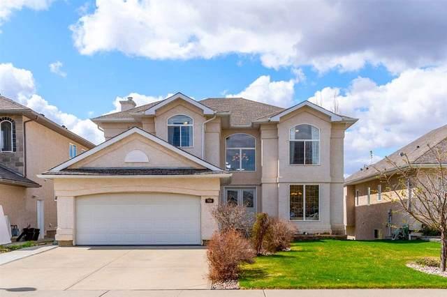 708 108 Street, Edmonton, AB T6W 1G3 (#E4243536) :: The Foundry Real Estate Company