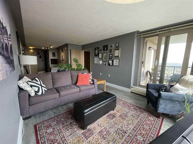 1910 10149 Saskatchewan Drive, Edmonton, AB T6E 6B6 (#E4243544) :: Initia Real Estate