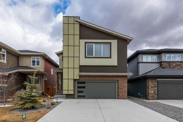 2929 Kostash Drive, Edmonton, AB T6W 3J8 (#E4243548) :: Initia Real Estate