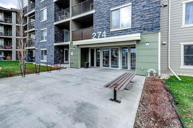 420 274 Mcconachie Drive, Edmonton, AB T5Y 0K8 (#E4243551) :: Initia Real Estate