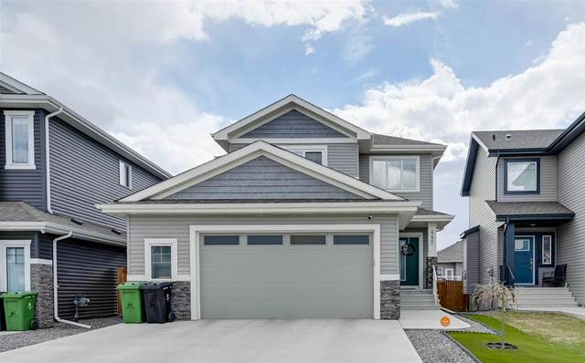 457 Meadowview Drive, Fort Saskatchewan, AB T8L 0N9 (#E4243559) :: The Foundry Real Estate Company