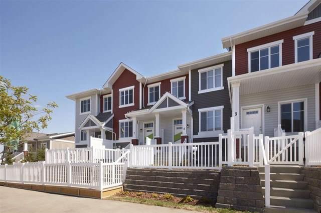 137 2905 141 Street, Edmonton, AB T6W 2K7 (#E4243563) :: Initia Real Estate