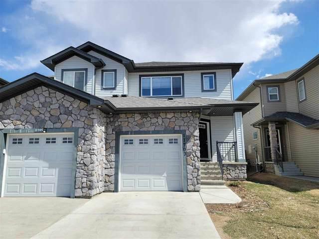 17703 65 Street, Edmonton, AB T5Y 3X2 (#E4243567) :: Initia Real Estate