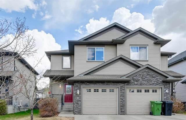 53 Calvert Wynd, Fort Saskatchewan, AB T8L 0C3 (#E4243570) :: The Foundry Real Estate Company