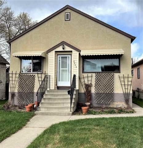 9644 76 Avenue, Edmonton, AB T6C 0K3 (#E4243583) :: Initia Real Estate