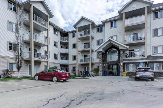 104 245 Edwards Drive SW, Edmonton, AB T6X 1J9 (#E4243587) :: Initia Real Estate