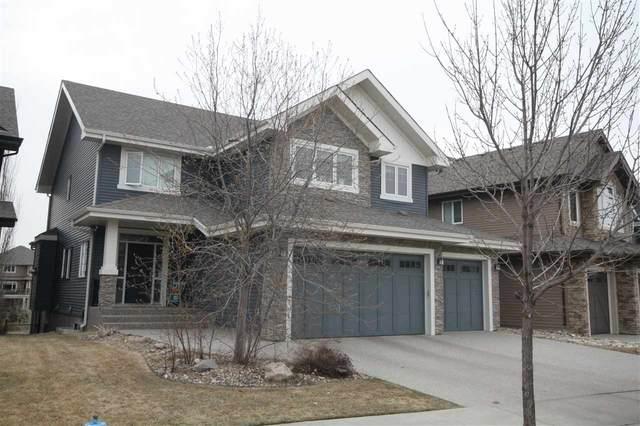 3230 Whitelaw Drive, Edmonton, AB T6W 0P7 (#E4243595) :: Initia Real Estate