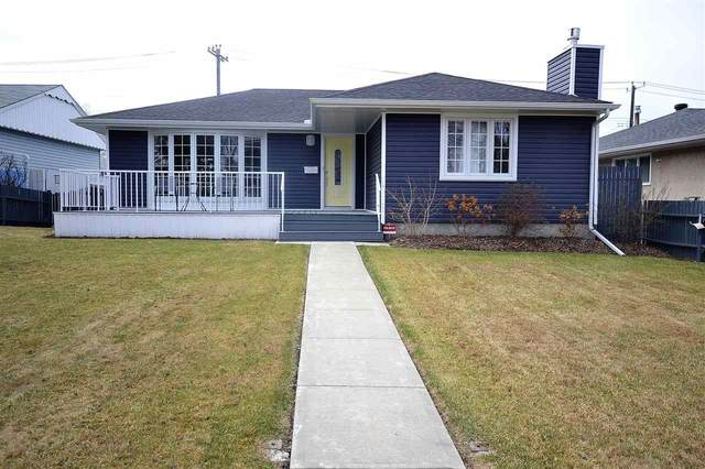 10504 50A Street NW, Edmonton, AB T6A 2C7 (#E4243601) :: Initia Real Estate