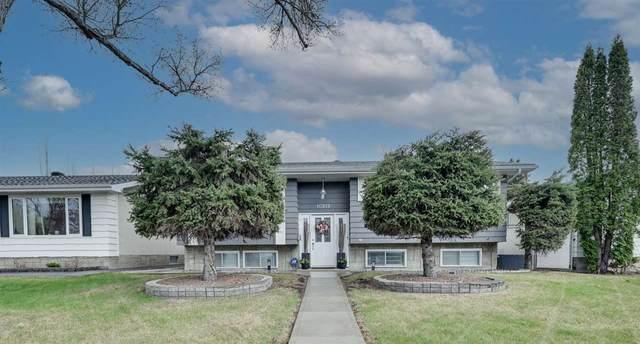 10919 36A Avenue, Edmonton, AB T6J 0E3 (#E4243614) :: Initia Real Estate