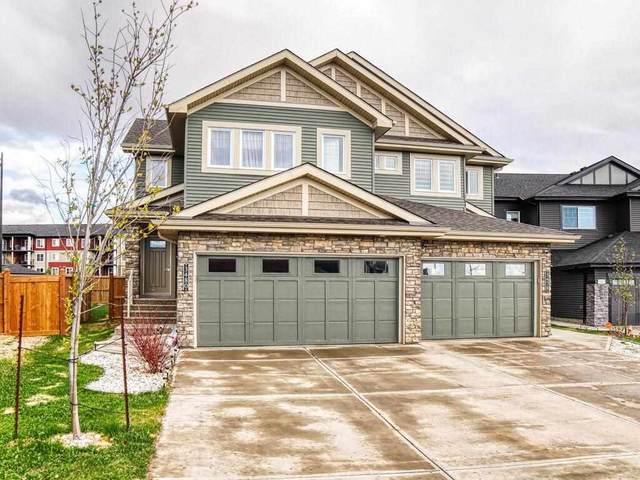 3480 Weidle Way, Edmonton, AB T6X 1Z4 (#E4243615) :: Initia Real Estate