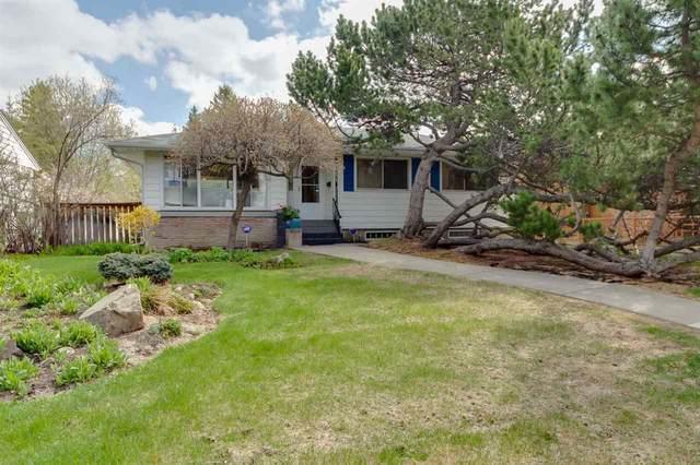 7911 119 Street, Edmonton, AB T6G 1W6 (#E4243617) :: Initia Real Estate