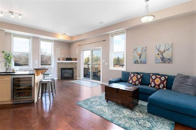 401 8223 99 Street NW, Edmonton, AB T6E 3T1 (#E4243623) :: Initia Real Estate