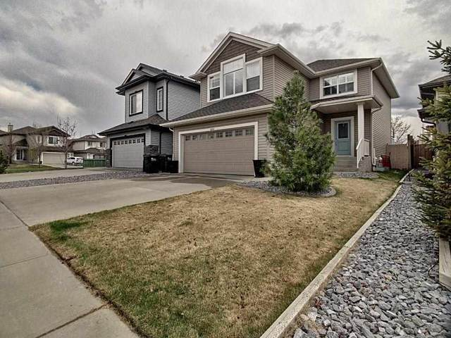 6004 Cameron Close, Sherwood Park, AB T8H 0H6 (#E4243627) :: The Foundry Real Estate Company