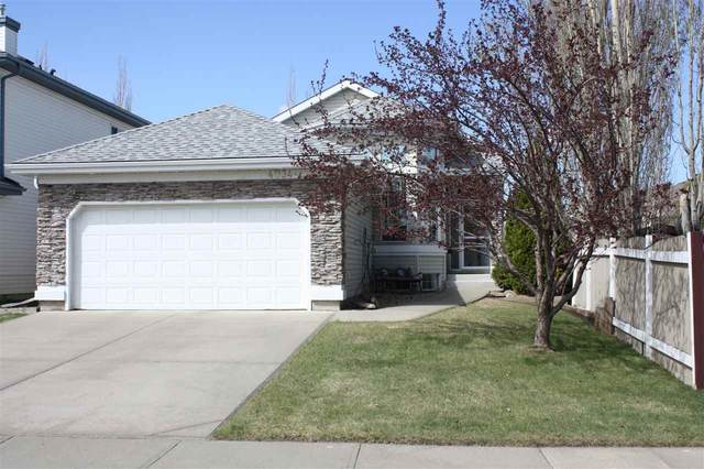 4034 32 Street NW, Edmonton, AB T6T 1L4 (#E4243629) :: Initia Real Estate