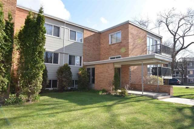 9 12304 103 Avenue, Edmonton, AB T5N 0R2 (#E4243649) :: Initia Real Estate
