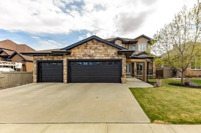 3111 Montrose Boulevard, Beaumont, AB T4X 0C4 (#E4243651) :: Initia Real Estate