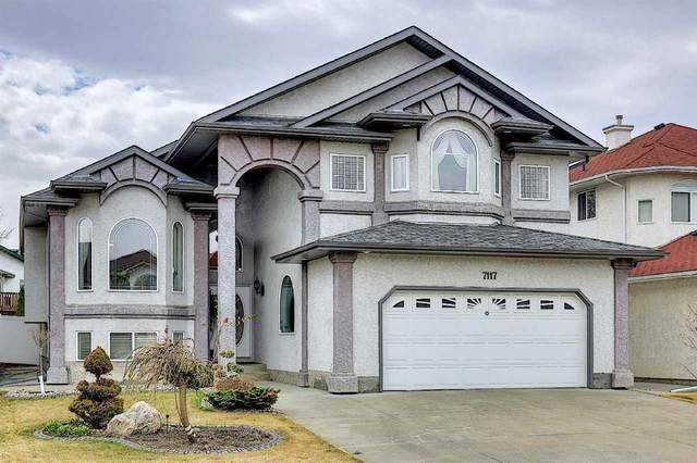 7117 162A Avenue, Edmonton, AB T5Z 3X5 (#E4243663) :: Initia Real Estate