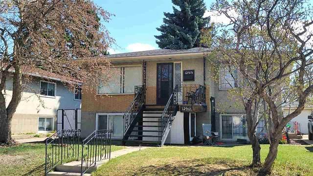 12915-12917 102 Street, Edmonton, AB T5C 4J4 (#E4243670) :: Initia Real Estate