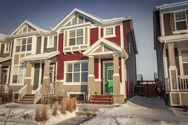 144 Southfork Road, Leduc, AB T9E 1E2 (#E4243672) :: Initia Real Estate