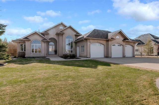 2906 Drake Drive, Cold Lake, AB T9M 1N9 (#E4243676) :: Initia Real Estate
