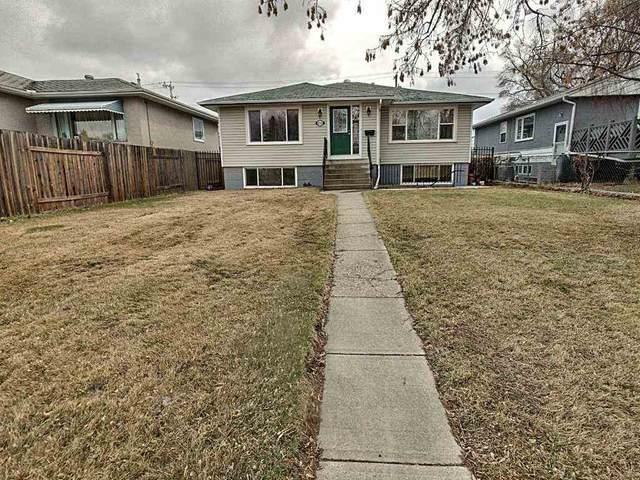12739 128 Street, Edmonton, AB T5L 1E2 (#E4243684) :: Initia Real Estate