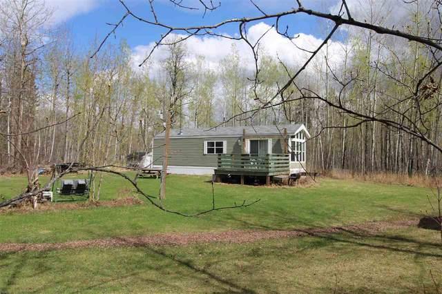 125 5124 Twp Rd 554, Rural Lac Ste. Anne County, AB T0E 0L0 (#E4243688) :: Initia Real Estate