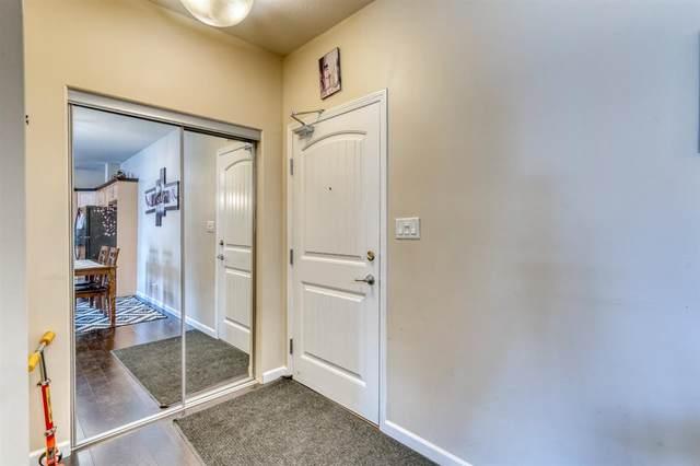 234 2503 Hanna Crescent, Edmonton, AB T6R 0H1 (#E4243689) :: Initia Real Estate