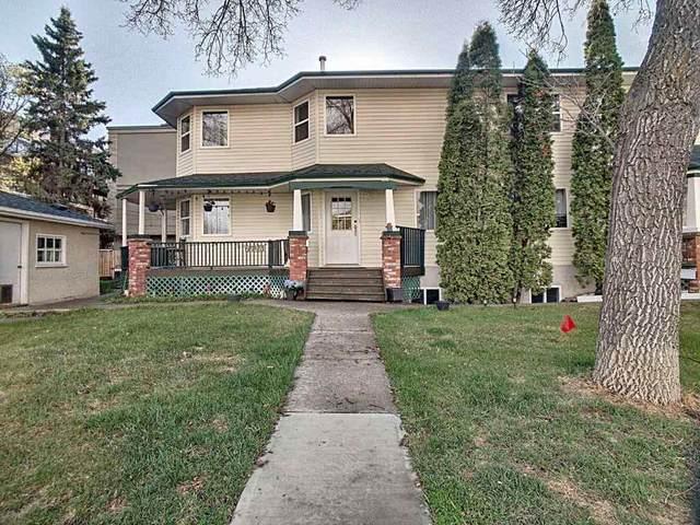 10803 72 Avenue, Edmonton, AB T6E 1A4 (#E4243690) :: Initia Real Estate