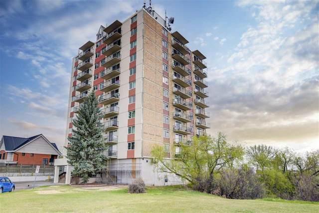 1101 9028 Jasper Avenue, Edmonton, AB T5H 3Y6 (#E4243694) :: Initia Real Estate