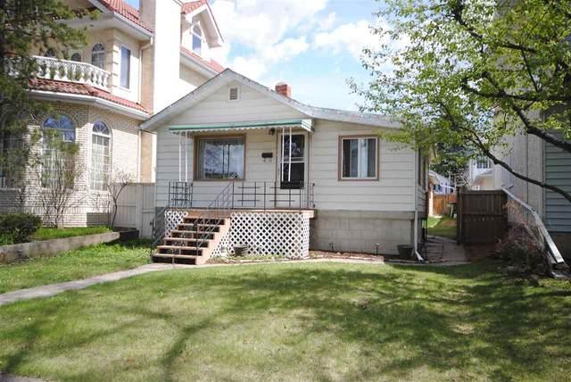 11129 53 Street, Edmonton, AB T5W 3W6 (#E4243708) :: Initia Real Estate