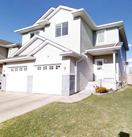 #29 2503 24 Street, Edmonton, AB T6T 0B5 (#E4243715) :: Initia Real Estate