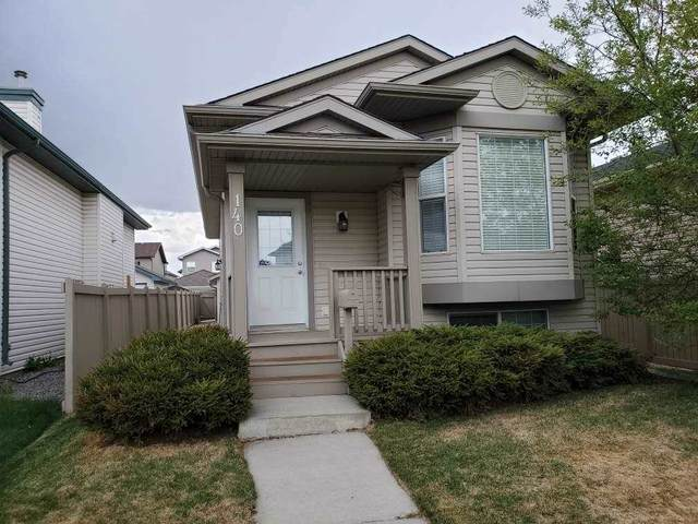 140 Brintnell Boulevard, Edmonton, AB T5Y 3M1 (#E4243716) :: Initia Real Estate