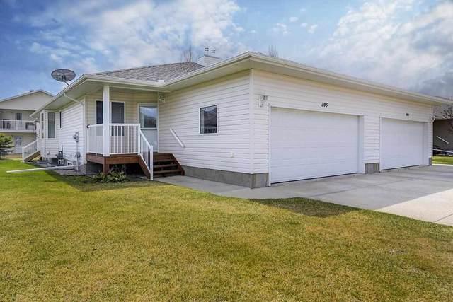 305 7001 Northview Drive, Wetaskiwin, AB T9A 0H1 (#E4243724) :: Initia Real Estate