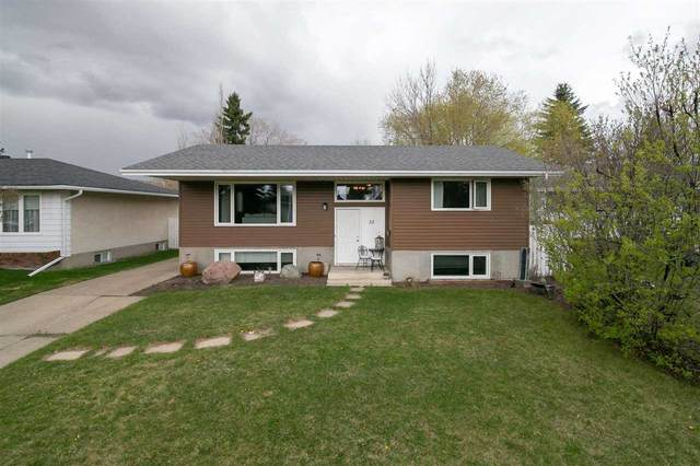 33 Wilson Crescent, Sherwood Park, AB T8A 3L1 (#E4243725) :: The Foundry Real Estate Company
