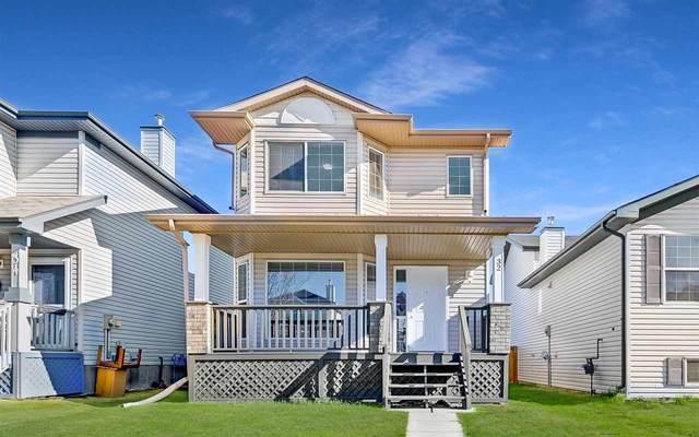 32 Douglas Lane, Leduc, AB T9E 8P5 (#E4243728) :: Initia Real Estate