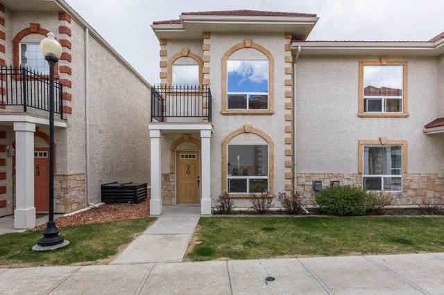 70 13825 155 Avenue, Edmonton, AB T6V 0B8 (#E4243731) :: Initia Real Estate