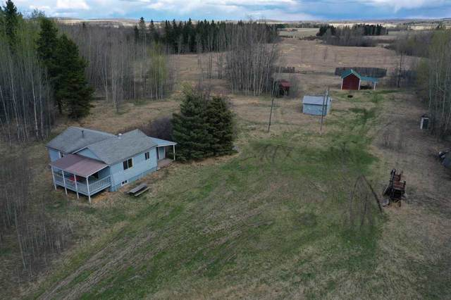 454037 Highway 22, Rural Wetaskiwin County, AB T0C 0A0 (#E4243736) :: The Foundry Real Estate Company