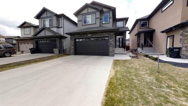 2617 21A Avenue, Edmonton, AB T6T 0Y5 (#E4243738) :: Initia Real Estate