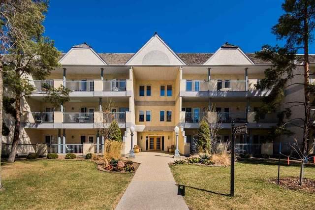 303 11660 79 Avenue, Edmonton, AB T6G 0P7 (#E4243741) :: Initia Real Estate