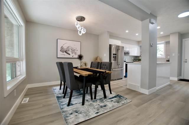 34 17409 95 Street, Edmonton, AB T5Z 2B9 (#E4243746) :: Initia Real Estate