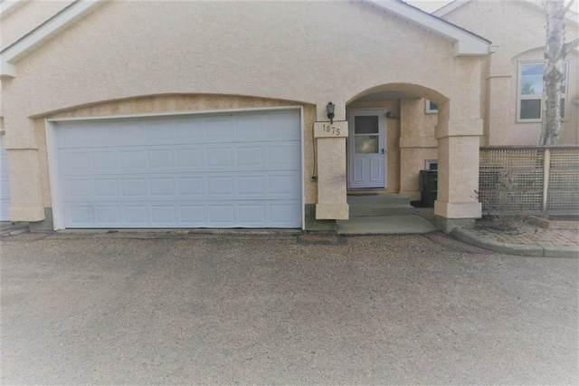 1875 Mill Woods Road E, Edmonton, AB T6L 6K2 (#E4243753) :: Initia Real Estate