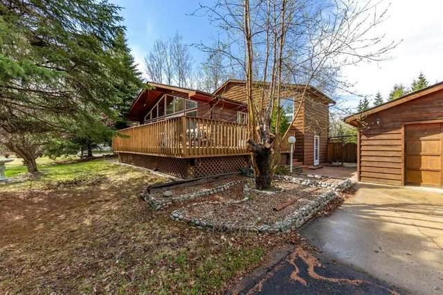 3552 50 Avenue, Rural Wetaskiwin County, AB T0C 2C0 (#E4243756) :: Initia Real Estate