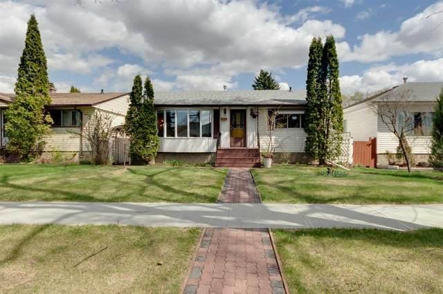 11831 58 Street, Edmonton, AB T5W 3W8 (#E4243758) :: Initia Real Estate