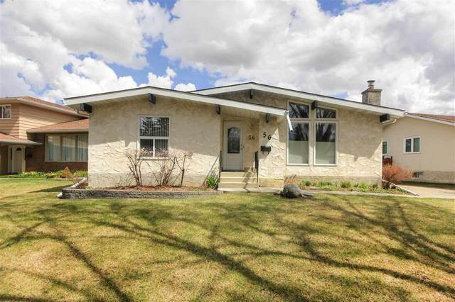 56 Flint Crescent, St. Albert, AB T8N 1Y8 (#E4243764) :: The Foundry Real Estate Company