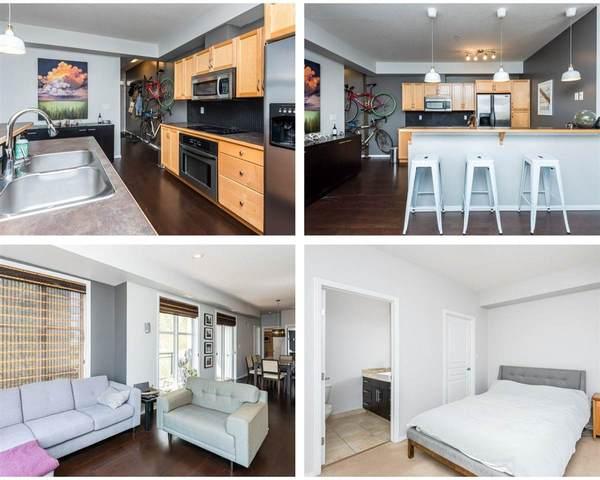208 10503 98 Avenue, Edmonton, AB T5K 0B2 (#E4243768) :: The Foundry Real Estate Company