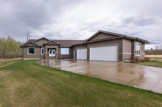 57 26323 TWP RD 532 A, Rural Parkland County, AB T7X 4M1 (#E4243773) :: Initia Real Estate