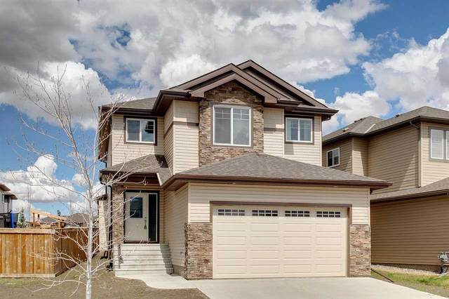 210 Westbrook Wynd, Fort Saskatchewan, AB T8L 0L7 (#E4243778) :: Initia Real Estate