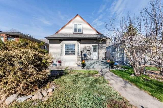 12010 95A Street, Edmonton, AB T5G 1R7 (#E4243781) :: Initia Real Estate