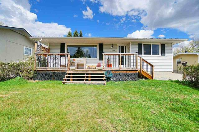 16524 78 Ave, Edmonton, AB T5R 3E6 (#E4243787) :: Initia Real Estate